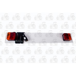 Lighting Board 3Ft 4 Metre Cable