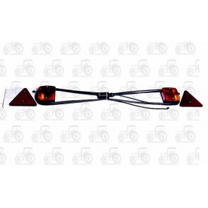 Lighting Board 4Ft 6 Metre Cable