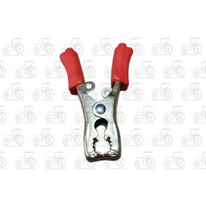 Battery Clamp Red 040A