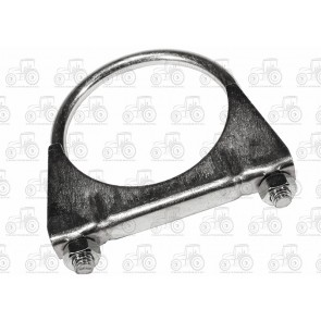 Exhaust Clamp  2 3/8 Inch (60mm)